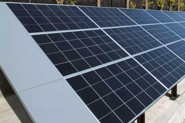 Fuente: el mercurio Planta industrial solar más grande de Chile