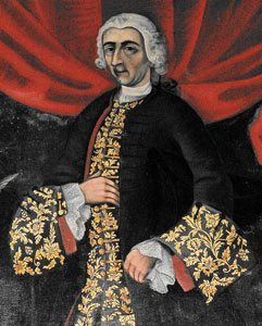 Leyenda Mexicana. El hombre más rico de la Nueva españa
