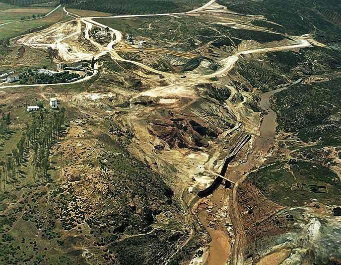 mina de Aznalcóllar
