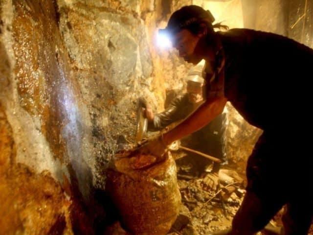 mina de oro 1
