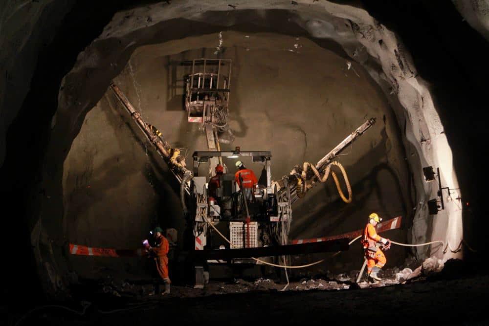 proyecto minero,
