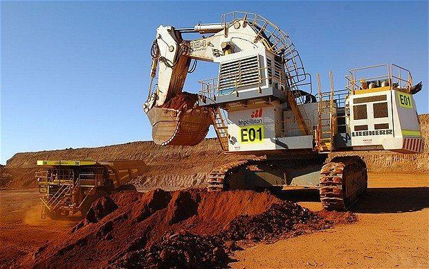 mining BHP-Billiton