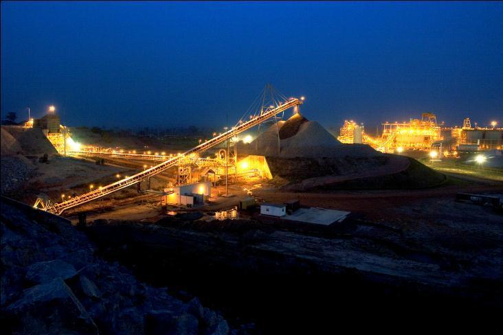 Newmont Mining Corp