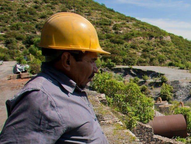 mina de oro Los Cardones