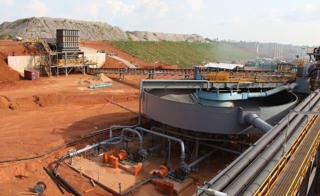 London Mining Plc