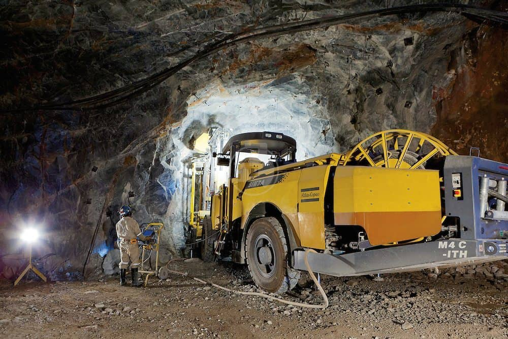 mina de Velardeña