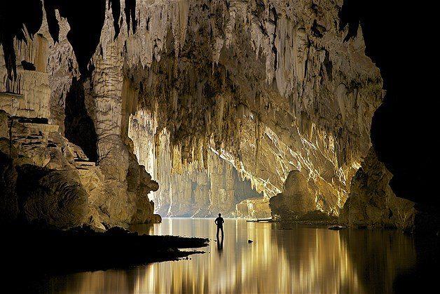 Cueva de los Cristales de Naica