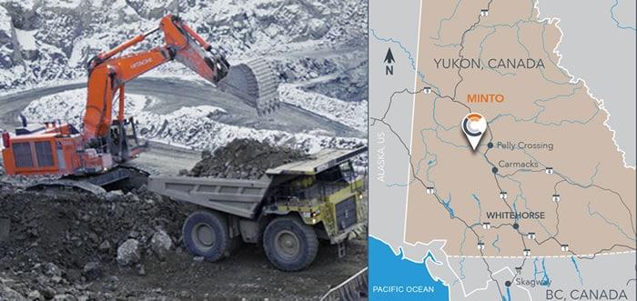 Capstone Mining - Yukon Minto