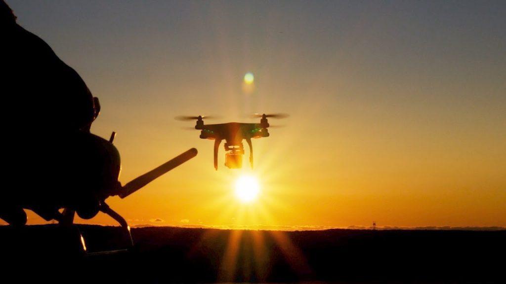 Drones en la Minería
