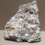 Agrupamiento de cristales de Calaverita