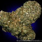 Granulado de recubrimiento de calcopirita granulada