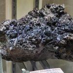 Gran placa de cristal alejandrita