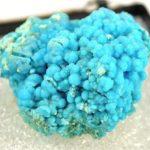 Cristales de Calcantita Botryoidal