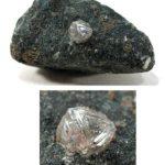 Diamante en matriz