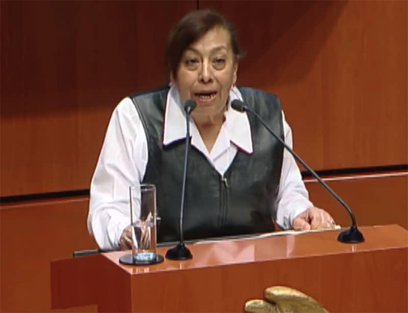 Senadora Angélica García Arrieta