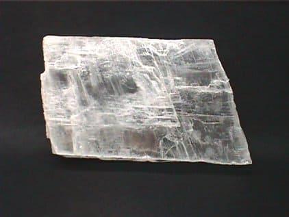 Cristal de Selenita Incoloro