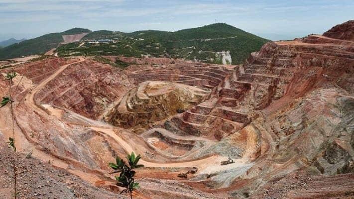 Pobladores de Eduardo Neri vuelven a bloquear mina