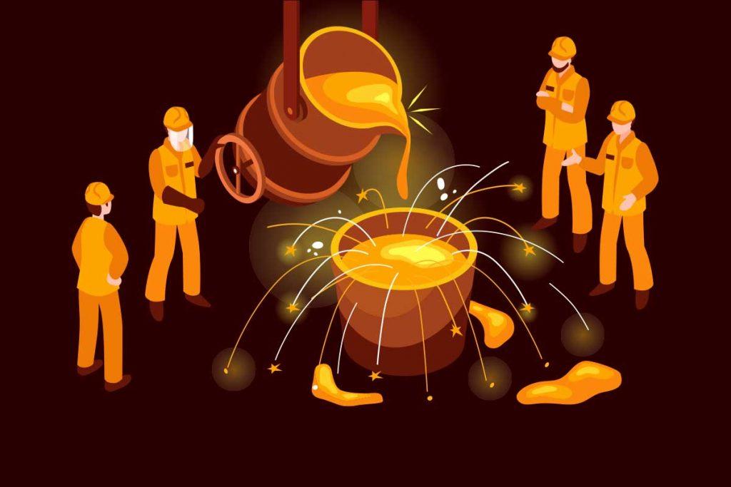 Principales mineras de cobre