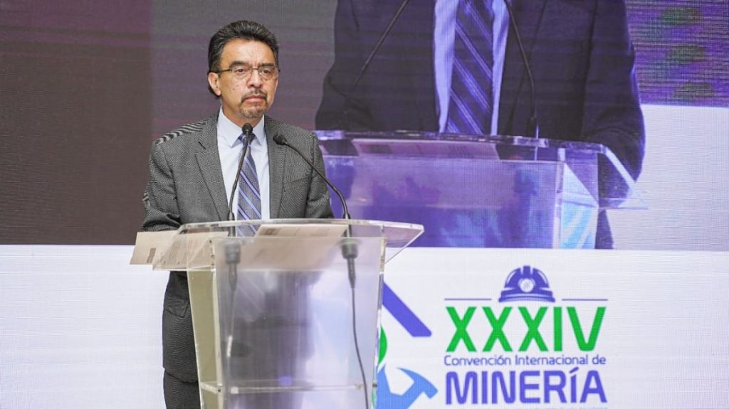 Convención Internacional de Minería en Acapulco