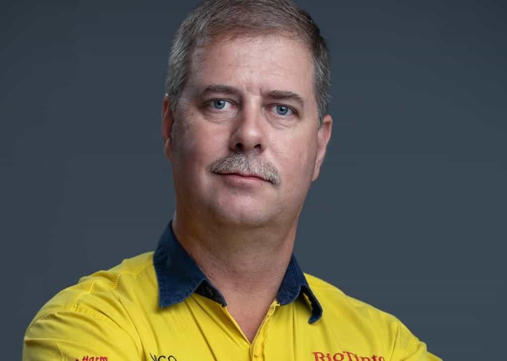 Nico Swart, gerente general de Richards Bay Minerals