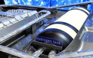 tanque de hidrogeno